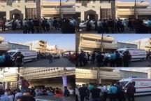 یک کشته و 2 زخمی در سرقت مسلحانه به یک جواهر فروشی در گچساران