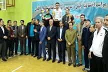 والیبالیستهای ناشنوای خراسان رضوی قهرمان کشور شدند