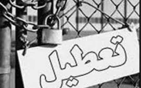 نیروی انتظامی کمپ غیرقانونی ترک اعتیاد در کرمانشاه را تعطیل کرد