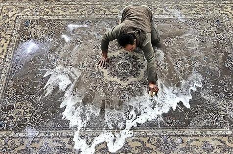آب و جاروهای نوروزی در بحبوحه بحران آبی!