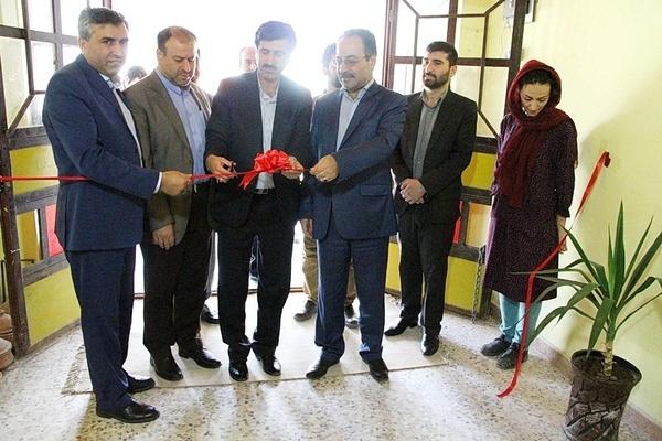 افتتاح کارگاه سفال و سرامیک در رشت