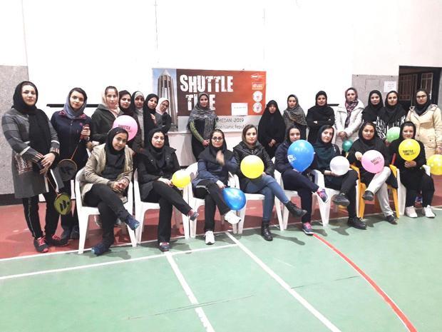 دوره مربیگری بین المللی بدمینتون در همدان برگزار شد