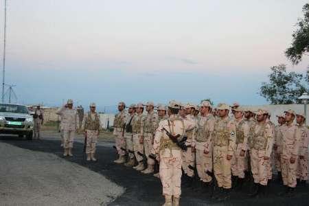 درگیری مرزبانان پیرانشهر با قاچاقچیان و شهادت یک سرباز وظیفه