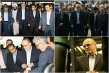 بازدید استاندار گیلان از بخشهای مختلف و طرح توسعه شرکت قطعات جلوبندی خودرو ایران