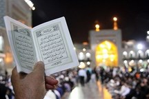 مراسم احیای شب های قدر در 120 مسجد سلسله برگزار می شود