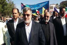 ایستادگی و مقاومت پیام روشن ملت ایران است