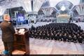 تجدید میثاق فرماندهان و  کارکنان نیروی دریایی ارتش با آرمان های حضرت امام(س)