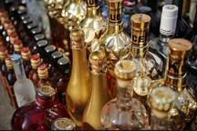 444 بطری انواع مشروبات الکلی در چاراویماق کشف شد