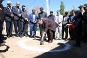 عملیات گازرسانی به روستای سلیمانلوی میانه آغاز شد