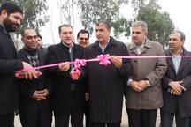8 هزار میلیارد ریال پروژه عمرانی در مازندران افتتاح شد