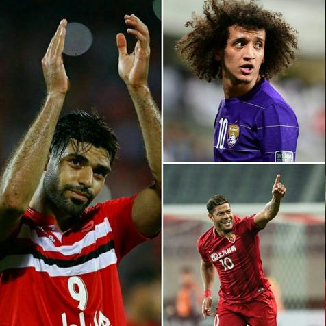 طارمی در بین بهترین گلزنان لیگ قهرمانان آسیا