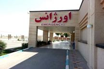 قربانی اسیدپاشی در قزوین از بیمارستان مرخص شد