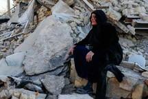تامین هزینه ساخت چهار خانه در مناطق زلزله زده توسط مردم کرگانرود و اسالم تالش