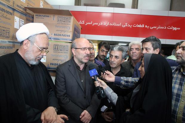 کالاهای 12 انبار کشف شده در قزوین به زودی توزیع می گردد