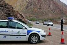 اعمال طرح ترافیکی ویژه اربعین