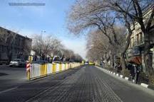 اتمام بتن ریزی مسیر بی آرتی تبریز طی یک ماه آتی