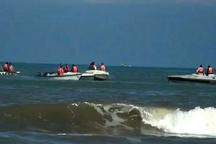 جستجو برای یافتن جسد جوان رشتی در ساحل رامسر ادامه دارد