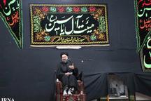 عزاداران ایرانشهری در سوگ امام رضا(ع) اشک ماتم ریختند