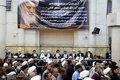 مراسم بزرگداشت آیت الله العظمی محقق کابلی(ره) در مسجد اعظم قم