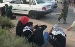 موضوع دستگیری ٦ مرد با لباس زنانه در حمیدیه امنیتی نیست