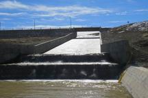 سرریز شدن آب 2 سد گاران و زیویه در کردستان