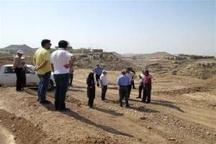 پایش پروژههای اجرایی شرکت نفت در منطقه حفاظتشده کرایی خوزستان