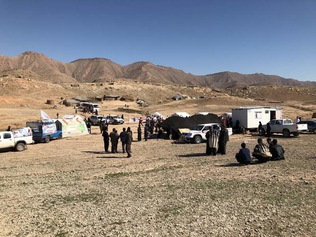 60خانوار عشایری در شوشتر به صورت رایگان ویزیت شدند
