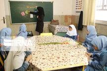جشنواره مسابقات فرهنگی دانش آموزان دختر کشور آغاز شد
