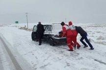 360 خودرو در کوهرنگ امدادرسانی شد