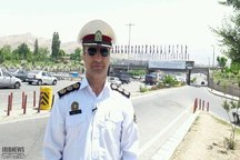 رئیس پلیس راه استان البرز:البرز؛ پایلوت استفاده از پهبادهای کنترل ترافیک کشور شد