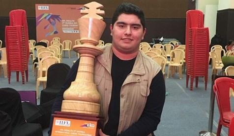 رقابت مقصودلو با بزرگان شطرنج جهان در مسابقات سوئیس