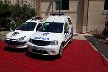 خودروی سیار ثبت تخلف معاینه فنی در تهران رونمایی شد