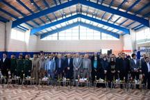 افتتاح و کلنگ زنی 24 طرح شهرداری قزوین