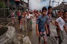 انجمن آشوریان تهران نسل کشی مسلمانان میانمار را محکوم کرد