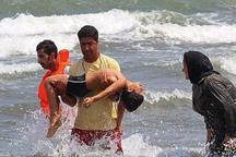 نجات بیش از چهار هزار نفر از غرق شدن در دریای مازندران