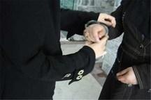 پلیس البرزهکر حساب های بانکی را دستگیر کرد