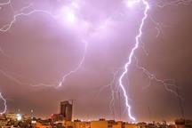 باران و رعد و برق برای پایان هفته بوشهر پیش بینی شد