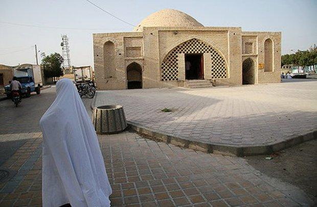 کمترین هدر رفت آب استان اصفهان در ورزنه است
