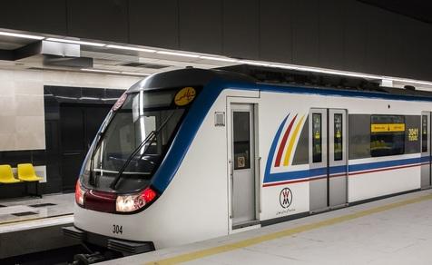 مردی با ساک ۷ میلیونی در مترو دستگیر شد