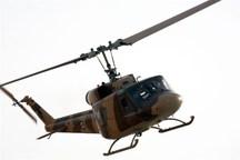 یک بالگرد ارتش در ارومیه سقوط کرد