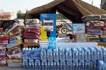 ارسال کمکهای مردمی به سیل زدگان به ارزش یک میلیارد تومان از طریق بهزیستی استان