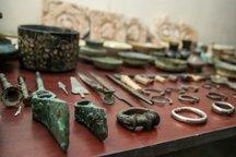 119قطعه تاریخی تقلبی در شاهرود کشف شد