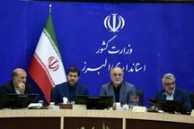 البرز و تهران دوقلوی جدانشدنی هستند پروژههای عمرانی البرز ملی محسوب شود