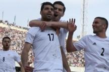 پیروزی فوتبال ایران بر چین موجی از شادی بر اردبیل حاکم کرد