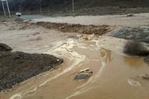 ارتباط چند روستا در استان یزد قطع شد  احتمال جاری شدن سیل در یزد