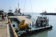 10 فروند اسکله شناور جدید در هرمزگان جانمایی و نصب می شود