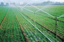 تخصیص 39 میلیارد ریال برای طرح های آبیاری نوین جغتای