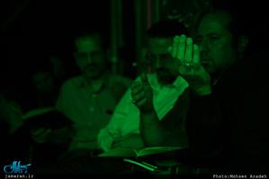 مراسم احیای شب نوزدهم ماه مبارک رمضان در دارالزهرا(س)