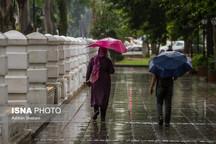 نفوذ سامانه بارشی قوی از شنبه به آذربایجان شرقی
