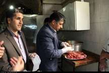 تامین امنیت غذایی مسافران نوروزی توجه گرفته شود
